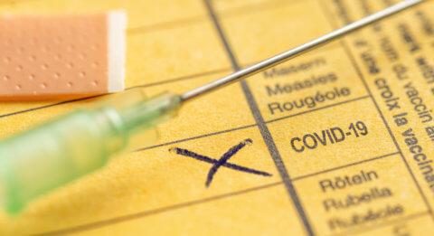 Kommt der COVID-19-Impfpass für Reisende?