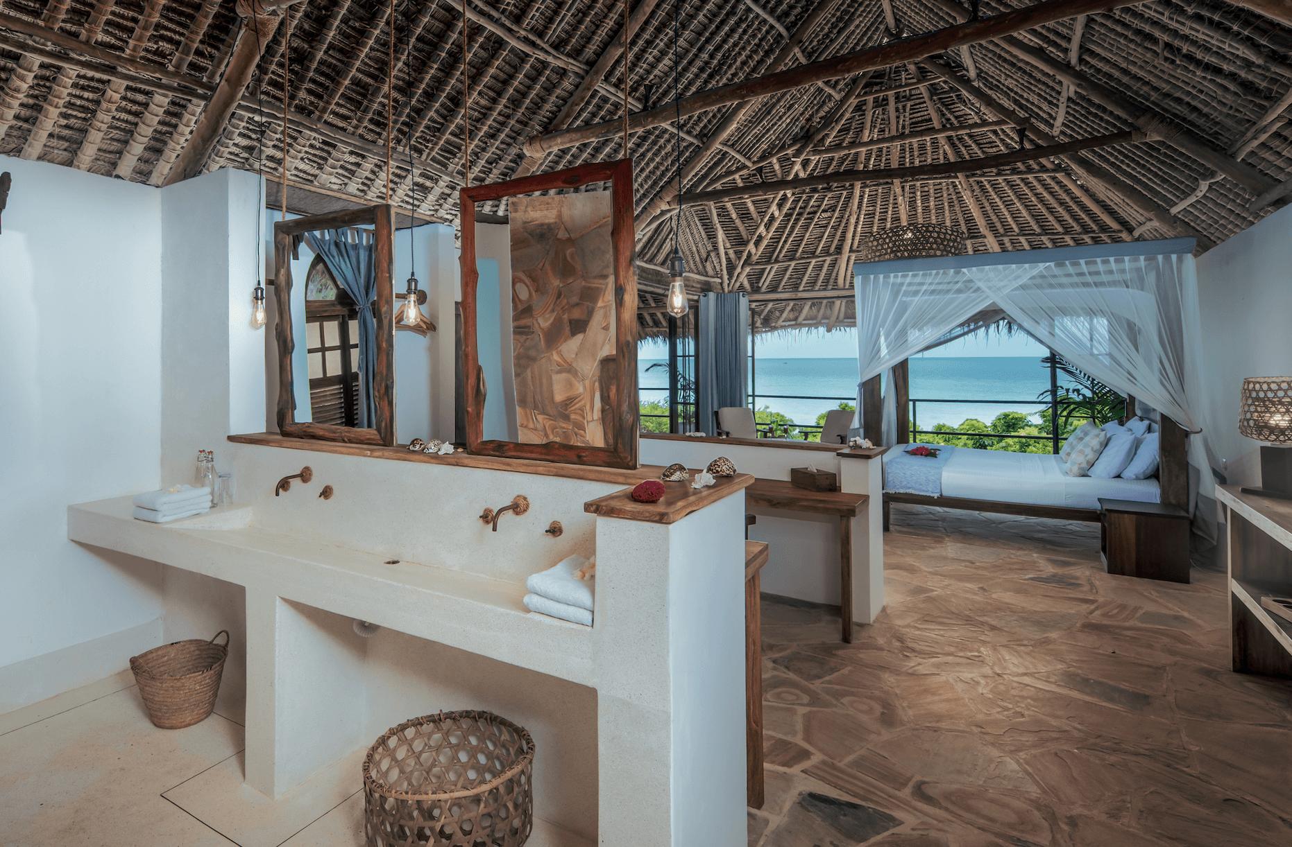 Manta-Resort: Ostafrikanisches Insel-Juwel